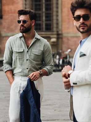STYLE NOTES: THE MODERN GENTLEMAN
