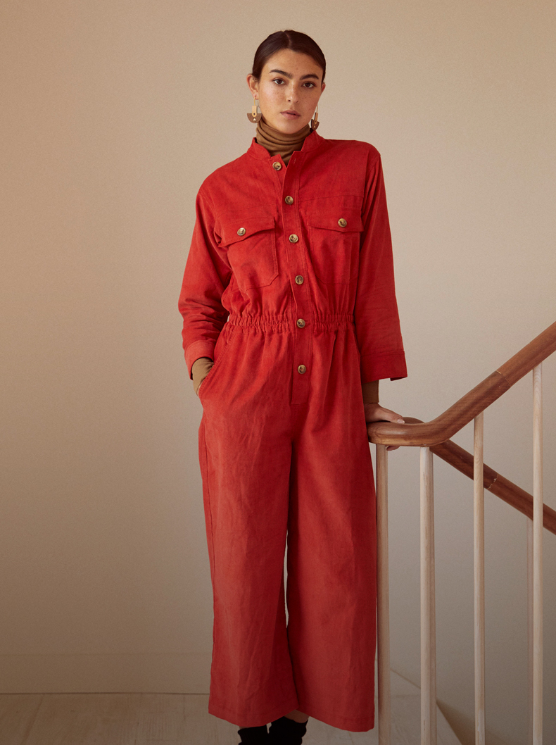 THE BOILER SUIT IS THIS SEASON'S BEST BUY