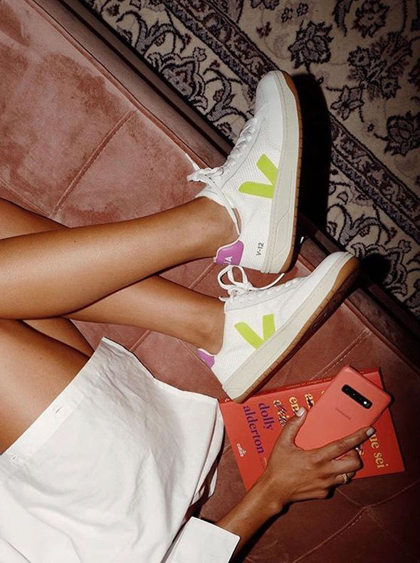 Colourful Trainers