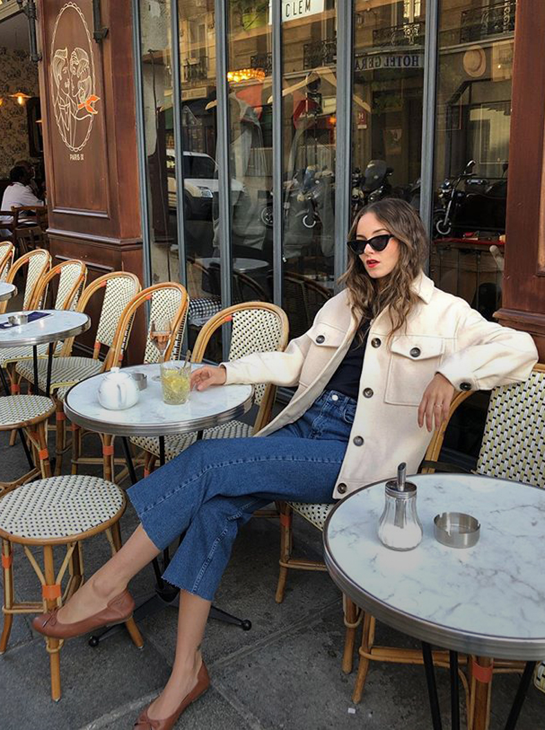THE LOOKS YOU NEED FOR A STYLISH WEEKEND IN PARIS